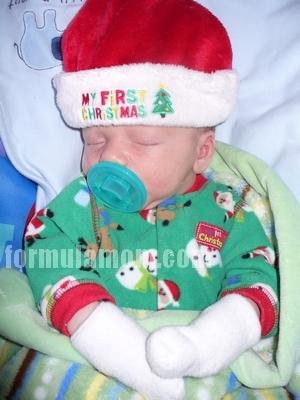 Christmas Morning, 2010