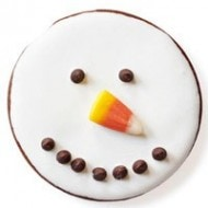 Friday Five: Holiday Help – Snowman Cookies Inspiration