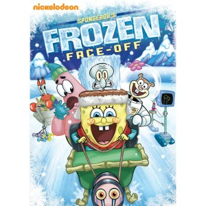 DVD Review – Spongebob Squarepants: Spongebob's Frozen Face-Off