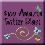 Twitter Blast: Win $100 Amazon GC!