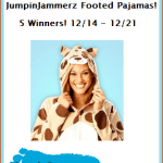 JumpinJammerz Giveaway (US) 5 winners!