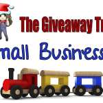 Giveaway Train: Small Business Express #SmallBusinessBigChristmas