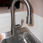 The House Files: DIY Daddy Conquers the Wet Bar Faucet