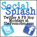 Social Splash Facebook & Twitter Blog Hop #10