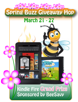 Spring Buzz Giveaway Hop