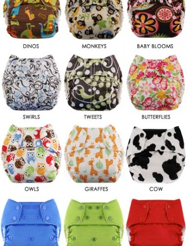 Swaddlebees Simplex Cloth Diaper