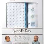 Review: SwaddleDesigns Swaddle Duo (Sponsor Spotlight)