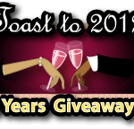 Toast to 2012 Giveaway