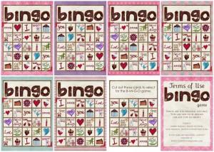 Free Valentine's Day Printable Bingo