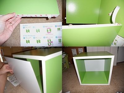 Way Basics Eco Friendly Storage Cubes