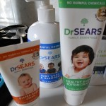 Baby Goes Natural with Dr. Sears Family Essentials Baby Care (Review)