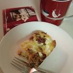 Breakfast for my Valentine with Petit Jean Bacon #TXBacon #Cbias