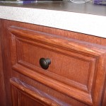 The House Files: Cabinet Bling! (DIY)