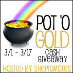 Happy St. Patrick's Day! Pot O' Gold $100 Cash Giveaway!