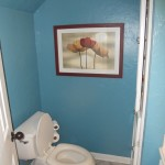 The House Files: Going Bold in the Powder Room (DIY)