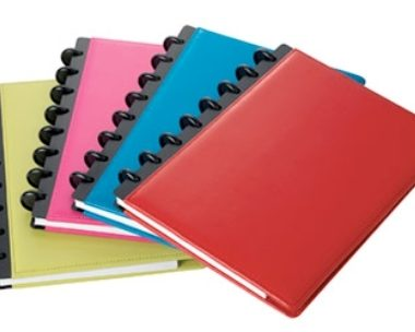 M by Staples Customizable Arc Notebook