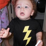 Baby Goes Super Hero with Taylor Joelle Designs! (Review)
