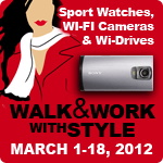 Walk & Work With Style Giveaway! Win a Camera!