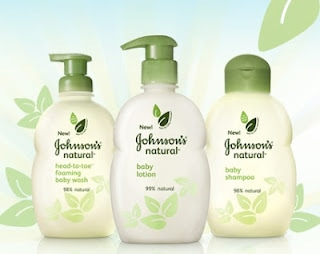 Taking Baby Steps To Live a More Natural Lifestyle with Johnson's Natural