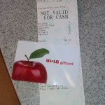 Turning Loose Change Into Gift Cards with Coinstar at Bi-Lo! #NoFeeCoinstar #Cbias