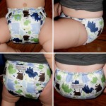 Living Large with AppleCheeks Cloth Diapers!
