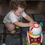 Farm Fun with Bright Starts Cluck & Learn Barn™ (Review)