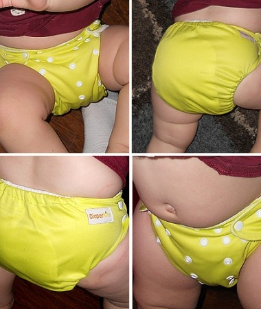Diaper Rite cloth diapers from Diaper Junction