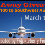 Fly Away Giveaway! Win $100 Southwest Airlines Gift Card!