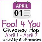 Fool 4 You Giveaway Hop: Win $25 Amazon GC