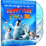 Get Happy Feet! Happy Feet 2 Blu-Ray 3D Combo Pack Review & Giveaway #HappyFeetTwo