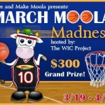 March Moola Madness Giveaway Event: Win $50 Amazon GC!