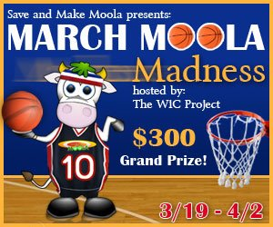 March Moola Madness Giveaway Event