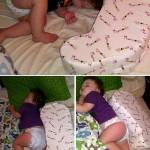 """Helping Baby """"Sleep Like a Baby"""" with Mumoocie"""
