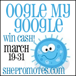 Oogle My Google Cash Giveaway! Win $75!