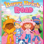 Strawberry Shortcake: Berry Brick Road & Bloomin' Berry Garden Coloring Contest & DVD Giveaway