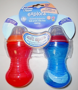 Tommee Tippee Explora sippy cups