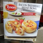 Meals Made Easy with Tyson Breakfast Bread Bowls! #TysonBreakfast #Cbias