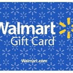 3 Day Flash Giveaway: Win $25 Walmart Gift Card