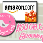 Real Moms Real Deals – Win $100 Amazon GC!