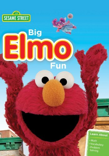 Big Elmo Fun DVD