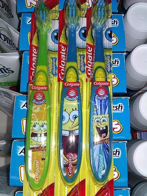 Colgate Nickelodeon Spongebob Squarepants