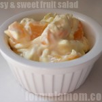 Easy Fruit Salad COOL WHIP Recipe #FMcoolwhipmoms #spon