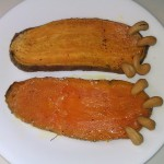 Ferocious Sweet Potato Bear Paws Recipe with Country Crock! #veggieworld #spon