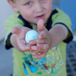 DIY Bouncing Ball Kids Craft