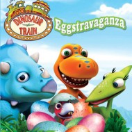 Easter Basket Ideas: Who Needs Candy When You Have Dinosaur Train?