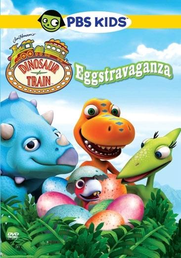 Dinosaur Train Eggstravaganza DVD for your Easter basket