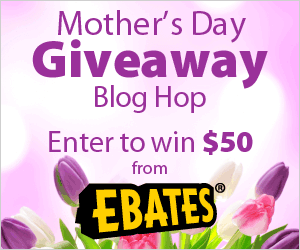 Happy Mother's Day from Ebates!