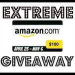 Extreme Amazon Giveaway!