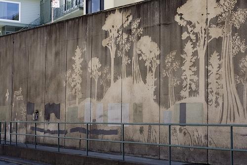 Green Works Reverse Graffit
