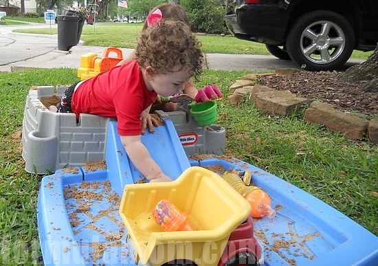 Little Tikes Big Digger Sandbox Will Build Up Your Summer